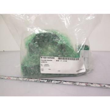 New Japan Korea Rexroth R159122530 SEB-F-A-40 Pillow Block Bearing in Factory Packaging