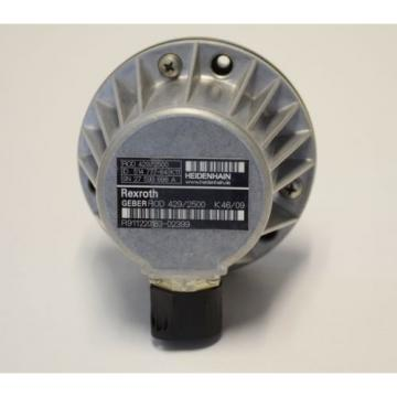 HEIDENHAIN Egypt Dutch ROD 429 2500 line rotary encoder Bosch Rexroth