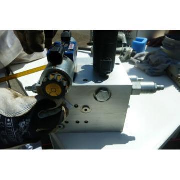 Rexroth Mexico Korea Hydraulikblock Steuerblock Wegeventil 4WE 6 J 62/EG00N9/62 SO875