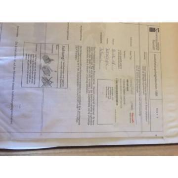 Rexroth Dutch Italy indramat 1MR140F-A045 ,,R911260691