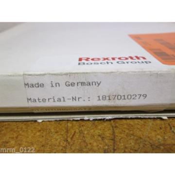 Rexroth China Italy 1817010279 Seal Kits New