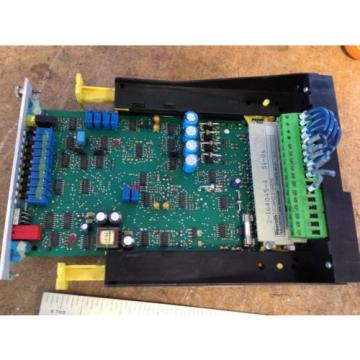 REXROTH Italy Canada VRDA2-2 ANALOG HYDRAULIC AMPLIFIER CARD PROPORTIONAL VT-VRPA2-2-10/V0/T5