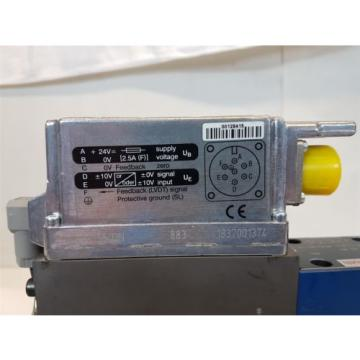 Bosch Korea Korea Rexroth 4WRLE16-W4-180SJ-3X 0811404328 Directional Control Valve 24V New