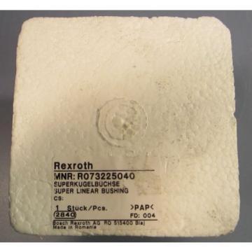 Bosch Mexico china Rexroth Super Linear Bushing R0732-250-40 R073225040 NIB