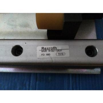 Linearführung Italy Russia Rexroth MNR:R192112531 FD:908 Servostation/  mit Zahnriemen