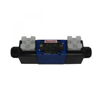 R900912493 India Dutch 4WE6G6X/EW230N9K4 Magnetwegeventil Bosch Rexroth directional valve