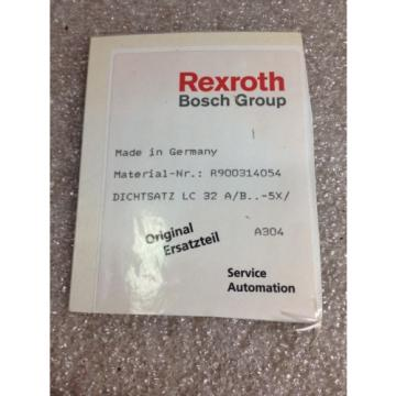 (E3) Australia Greece REXROTH R900314054 SEAL KIT
