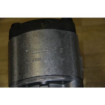 Zahnradpumpe Australia Greece Vorsatzlager Bosch Rexroth Hydraulikpumpe 0510545001 11cm³ Hanomag