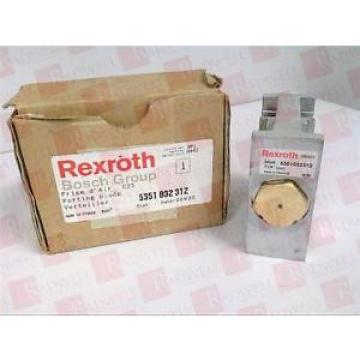 BOSCH Italy Germany REXROTH 5351-032-312 RQANS1