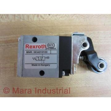 Rexroth Italy Korea 5634010100 Spool Valve