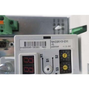 NEW China France REXROTH INDRAMAT DKC06.3-040-7-FW 0-480V-AC SERVO DRIVE D550374