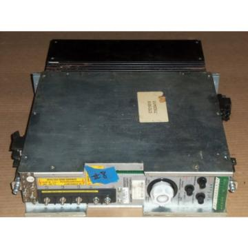REXROTH Japan France INDRAMAT KDV1.3-100-220-300-115 POWER SUPPLY AC SERVO CONTROLLER DRIVE