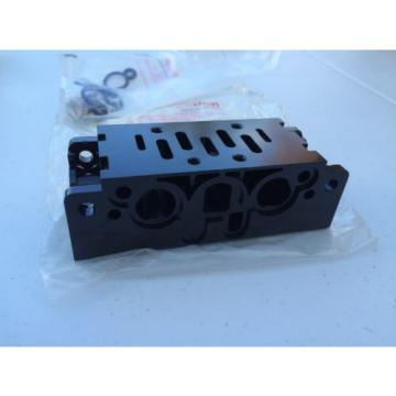 R432015314, Italy Japan P -068424-00001, P68424-1, Rexroth ISO Valve Manifold Segment Size I