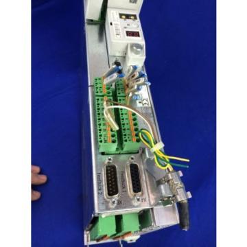 REXROTH Japan Korea INDRAMAT DKC11.3-040-7-FW ECO DRIVE SERVO Drive, FWA-ECODR3-SGP-01VRS