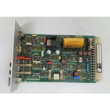 REXROTH Dutch Germany PROP. AMPLIFIER VT5004522 R5