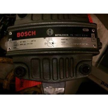-- Egypt Canada NEW-- Bosch Rexroth Vane Pump, P/N 0513400407, Hydraulic Pump