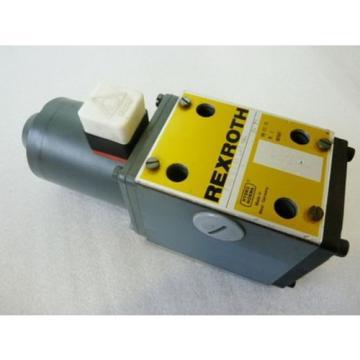 Rexroth Dutch Canada 3WE 10 A11/LG24NK4 Hydraulikventil mit 24V Spulenspannung