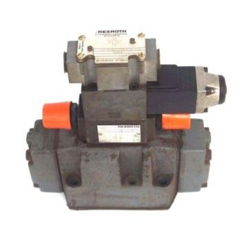 REXROTH USA Greece 4WEH16J60/6AW120-60NETS2 VALVE W/ Z2FS-6-2-41-10V & 4WE6J52/AW120-60