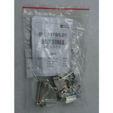 Rexroth Dutch France Indramat INS0519/L01 Connector Stecker Kit 263365