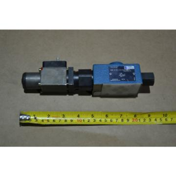 REXROTH Japan Mexico Proportional pressure reducer DRE 6-10/210MG24NZ4M
