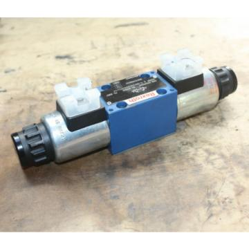 REXROTH France Russia 3DREP 6 C-20/25EG24N9K4/M Solenoid Operated Directional VALVE