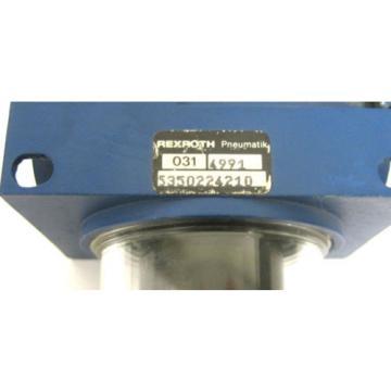 NEW Canada India REXROTH 031-4991 PNEUMATIC FILTER REGULATOR 0314991