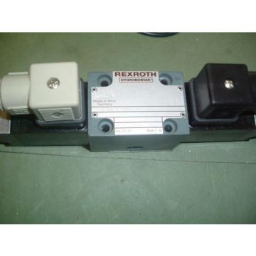 REXROTH Canada Japan .HYDRAULIC 4 WE 6 G52 AG24NK4......VALVE .............. NEW PACKAGED