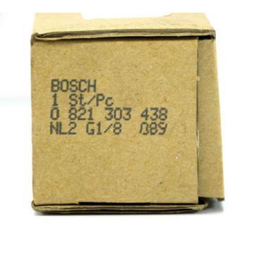 "BOSCH Australia china REXROTH Filter 0821303438 Luftfilter 0 821 303 438   1/8""   OVP"