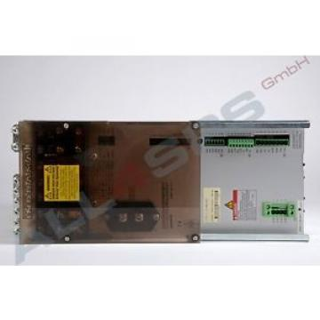 INDRAMAT Italy Greece BOSCH REXROTH AC POWER SUPPLY TVD1.3-08-03 USED