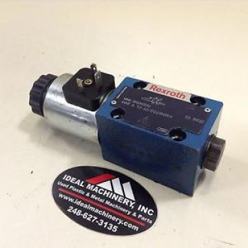 Rexroth Germany Canada Valve 4WE6Y2-62/EG24N9K4 Used #82186