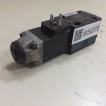 Mannesmann Italy India Rexroth Solenoid Valve 4WE6D53/AG24NK4 Used #85075