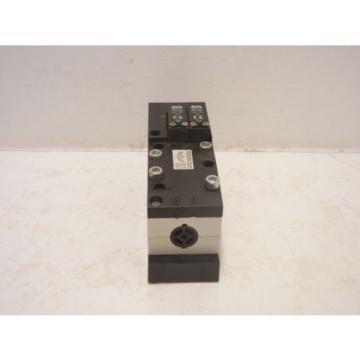 REXROTH Italy Singapore BOSCH 261-208-140-0 USED VENTIL 261-2 VALVE 24VDC 2612081400