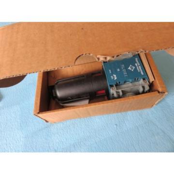 NEW Canada Japan Rexroth Mecman FIL C15i 8901704660 Filtre NIB