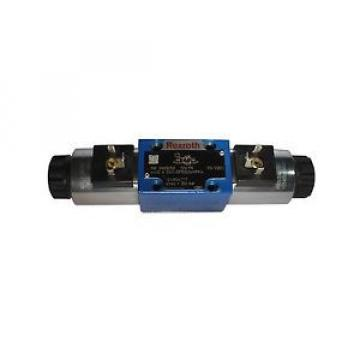 R900567512 Italy Egypt 4WE6D6X/OFEG24N9K4 Magnetwegeventil Bosch Rexroth directional valve