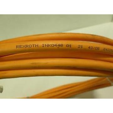 REXROTH Russia France SERVO ENCODER CABLE INK0448 NNB