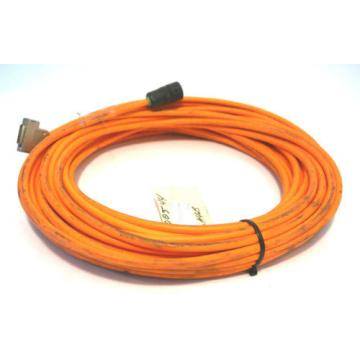 NEW Greece Mexico REXROTH IKS4374 SERVO / ENCODER CABLE 25 METERS R911277697