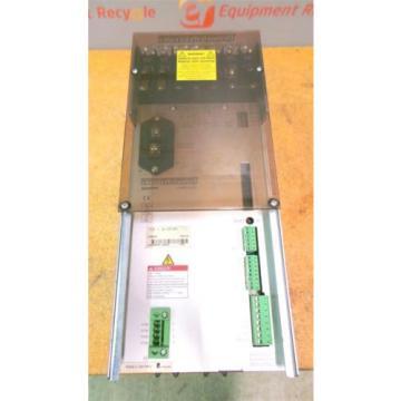 Rexroth USA Canada Indramat Bosch TVD 1.3-15-03 AC Servo Power Supply