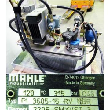 Rexroth Mexico Canada FMB-Blickle Hydraulikaggregat - unused -