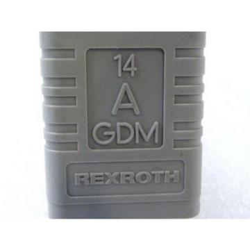 Rexroth Canada Canada 14AGDM Kabel-Sockel