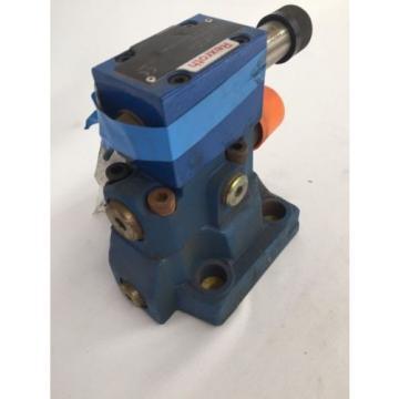 Rexroth Egypt France Valve MNR: R900906668 Regulating Pressure System Unloading #Z 9C3