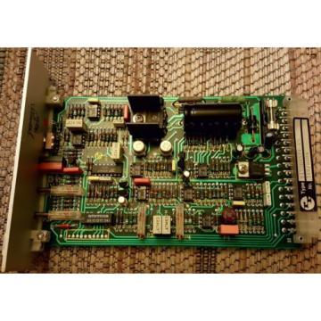 REXROTH Singapore Japan PROP. AMPLIFIER CONTROL CARD VT5001S21 R5