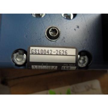 1 Germany Canada Nib Rexroth Gs10042-2626 Solenoid Valve (R1-2)
