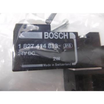 BOSCH Germany Canada REXROTH Magnetventil 0 820 039 316/ 0820039316 NEU OVP