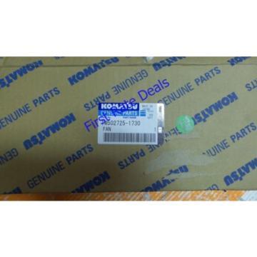 Komatsu TW502725-1730 Blower Fan Motor Grader Excavator GD555 GD655 GD675 PC128