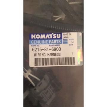 6215-81-6900 WIRING HARNESS KOMATSU