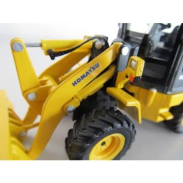 New Miniature 1/32 Komatsu KOMATSU wheel loader WA30-6 BOX from Japan diecast