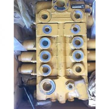Komatsu excavator control valve assembly pc 120 pc 150 never used