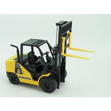 1/24 Komatsu Folk Lift FH50-2 diecast model brand new item Japan