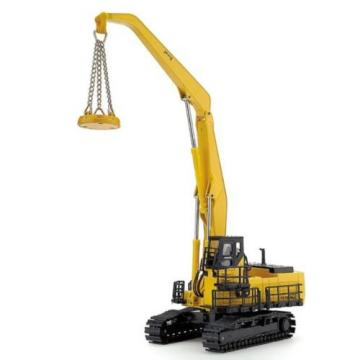 Joal 401 Komatsu PC1100LC-6 Material Handler Set with 3 Attachments Scale 1:50