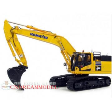 1:50 Komatsu PC490 LC backhoe loader / hook machine 8090